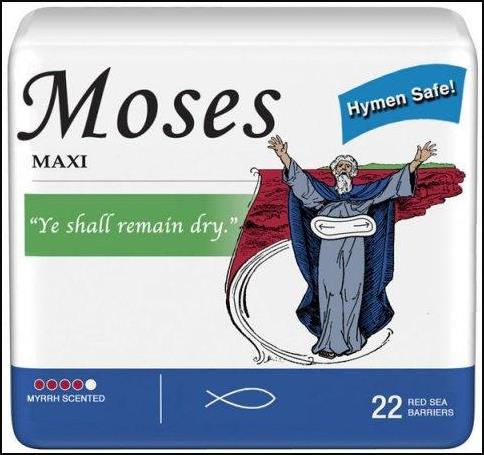 Moses Maxi
