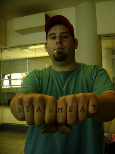 Meat Tattoo: Dead Meat